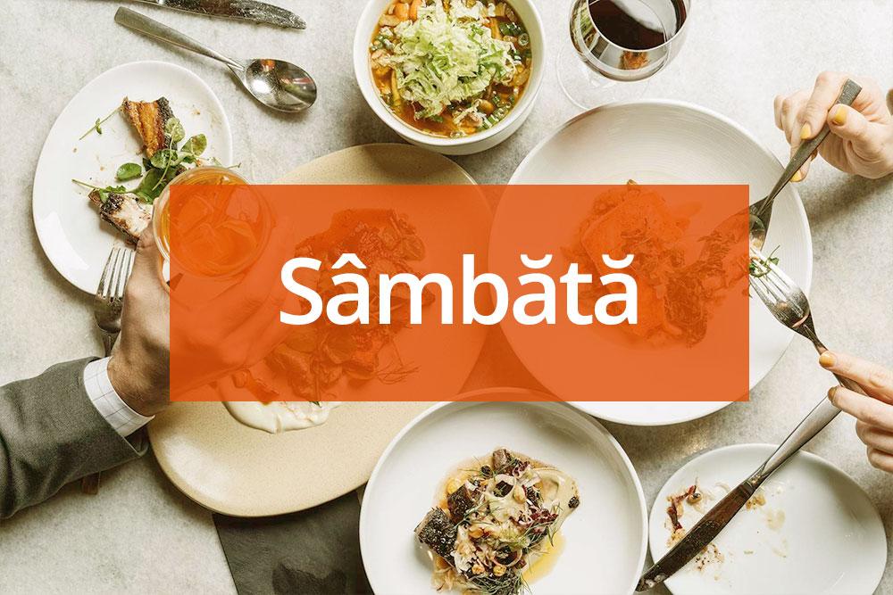 Sambata 22.05.2021